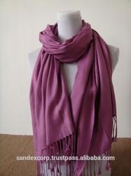 wear a shawl