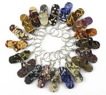 UFA Batik Sandal Key Chain