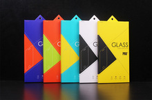Good Quality & Cheapest Tempered Glass Screen Protector for Xiaomi mobile phones. Colorful Retail Packaging!!