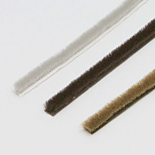 Best-selling and Convenient Flexible strip brush for door, floor and etc with high-performance made in Japan