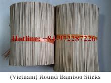 Vietnam Raw Round Bamboo Sticks (Mobile: +84-972287226)