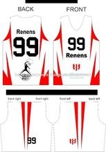 Adult's basketball uniforms