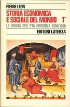 Storia Economica e Sociale del Mondo. 6 Tomi 12 Volumi.