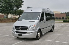 Used LHD Mercedes Benz Sprinter 3500 Motorhome Diesel Turbo-charged 2012