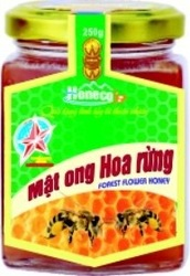 Vietnamese Forest Flower Honey with large production scale