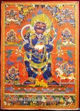 Newari Bhairav Painting