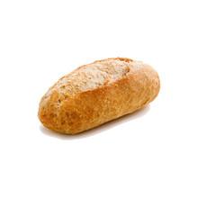mini grão inteiro baguette pão congelado 33 grs