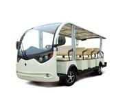 Shuttle Bus 14 passenger electric vehicle