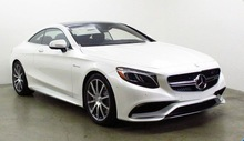 Import/ Export 2015 Mercedes-Benz S-Class S63 Coupe