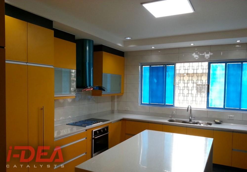Kitchen design by i dea catalysts philippines for V kitchen philippines