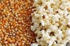 Pop corn kernel