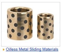 Reliable oilless bearing for all industrial equipment at reasonable prices