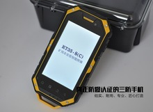 top level rugged cell phone for mining under ground CONQUEST S5 industrial smartphone android 4.2 quad core