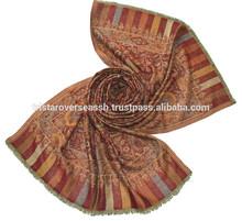 Ethnic pashmina schals