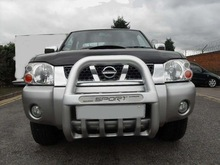 Used RHD Nissan Navara 2.5dCi Manual Double Cab Pick Up 2007