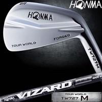 Honma TOUR WORLD TW727 M Iron Single item (#3, #4) VIZARD IB105 Graphite carbon shaft carbon shaft golf clubs irons