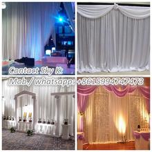 photo backdrop ideas, portable stage curtain backdrop