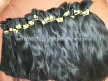 Grade 7A Brazilian human hair super quality hair extension