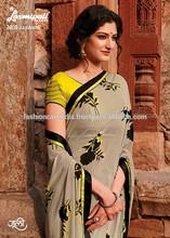 Indian Bhagalpuri Economical Sarees for Partywear