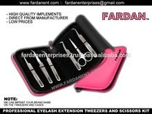 FARDAN Made Eyelash Extension Tweezers Dominating Eyelash Extensions Industry/ Buy TOP Quality Tweezers at TOP Discounted Prices