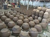 terracotta pots wholesale, process base your pot
