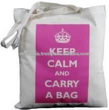 market eroded shopping cotton bag