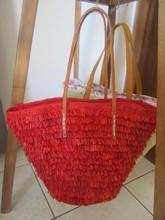 Raffia Bag Model 06