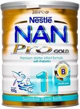 Nestle NAN PRO 1 + 2 Milk Powder 800 g.