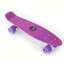 Color Lights Skateboard