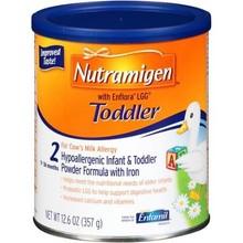 Enfamil nutramigen fórmula de niño, polvo 6- pack, cada 12.6