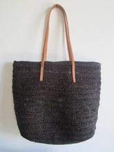 Raffia Bag Model 02
