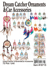 Dream Catcher Ornaments and Car Accessories