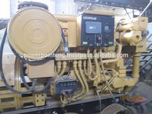 Used Marine Caterpiller Diesel Generator set 3508, 1000kva, Excellent Condition Unit