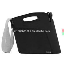 Hebie bootbag stylish leather case