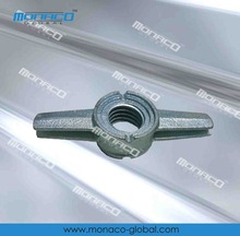jack nut for scaffolding frames for formwork