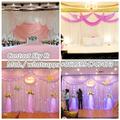 สตูดิโอภาพพื้นหลัง, ท่อและผ้าม่านจัดงานแต่งงาน