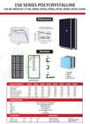 solar panel 300Wp Made in Vietnam