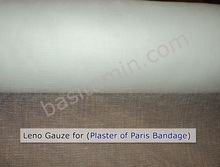 Leno Gauze for POP (Plaster of Paris Bandage)