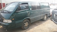 SsangYong Istana 2002 Used VAN