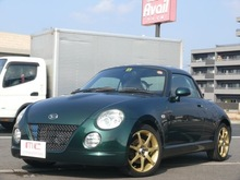 DAIHATSU copen 2004 Good looking and japanese used sports cars with Good Condition made in Japan