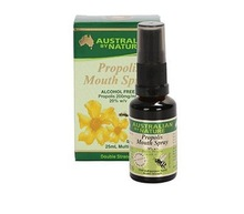 AUSTRALIAN BY NATURE DOUBLE STRENGTH PROPOLIS MOUTH SPRAY 25ML