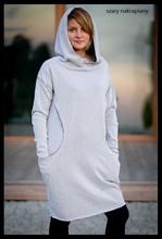MATERNITY & NURSING oversize tunic dress