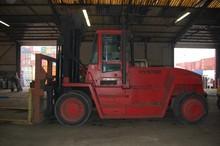 Hyster H16.00XM-12 D3395 Used Diesel Forklift