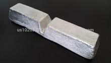 Bulk Aluminum Ingot 99.8% Minimum Full Ingot