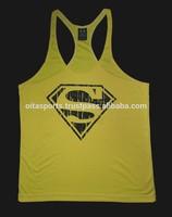 superman gym singlets for men
