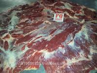 Halal Frozen Boneless Buffalo Meat