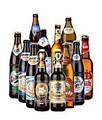 Alemão marcas de cerveja. Recipientes cheios. Origem: alemanha/deutschland