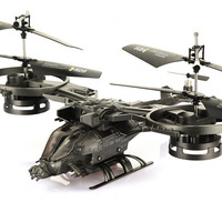 Licensed AVATAR 2.4GHz 4 Channel RC Remote Control Helicopter Gyro RTF Toy Gift