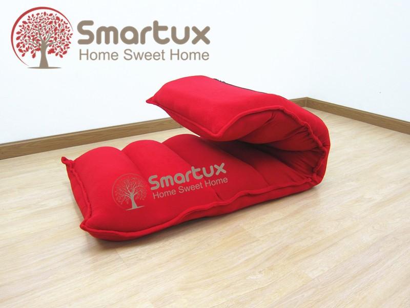 smartux adjustable futon sofa foldable chair japanese furniture lazy