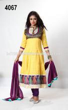 Salwar Kamiz Churidar style